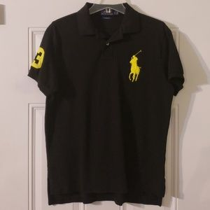 Men's Big Pony Polo